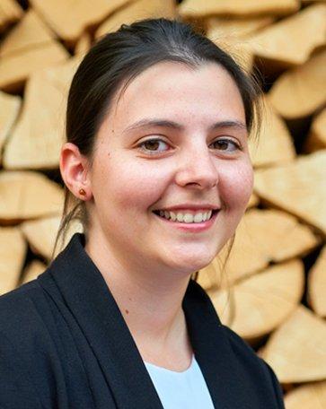 Karen Munz, a team member of Elemed