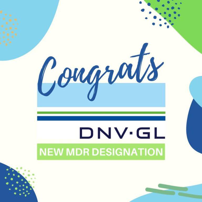 MDR designation