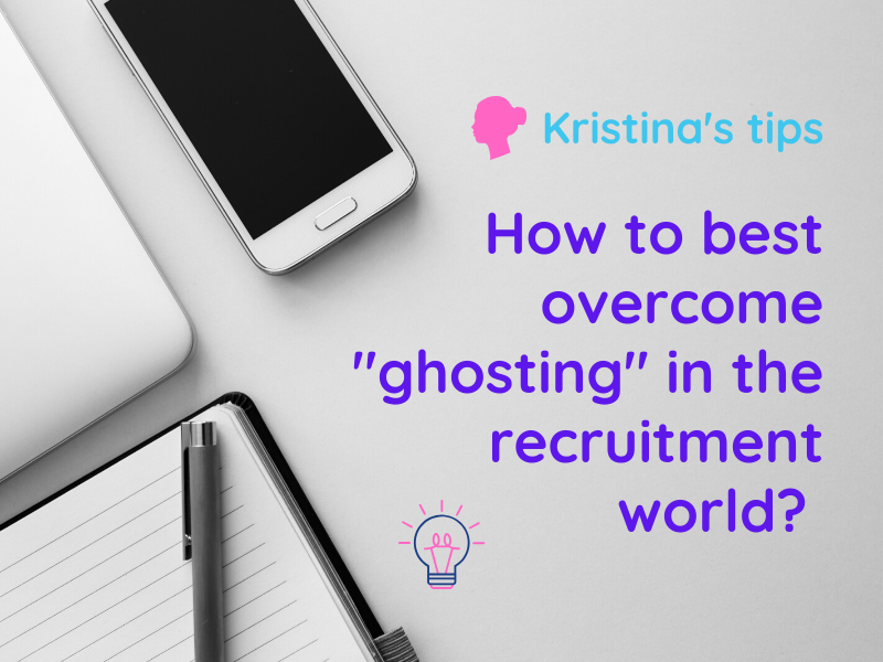 how to best overcome ghosting in the recruitment world - thumbnail
