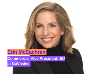Erin McEachren joined Elemed's Career Diaries