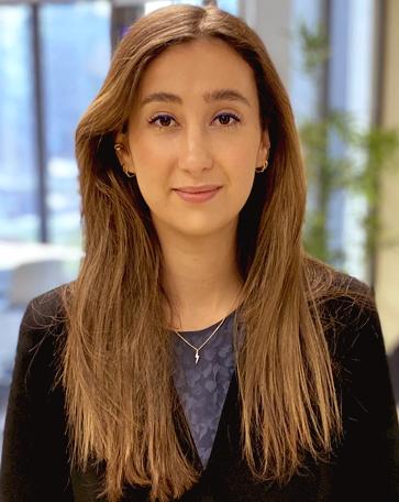 Mathilde Villette, a team member of Elemed