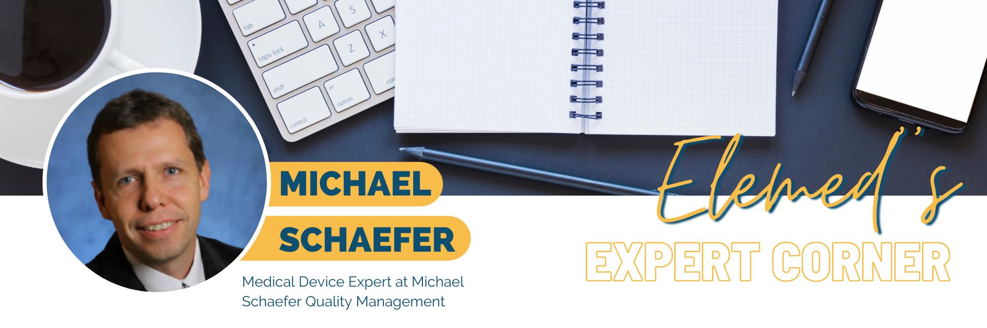 Michael Schaefer blog