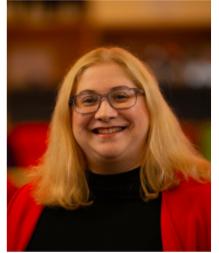 headhsot Dr. Nadine Leistner