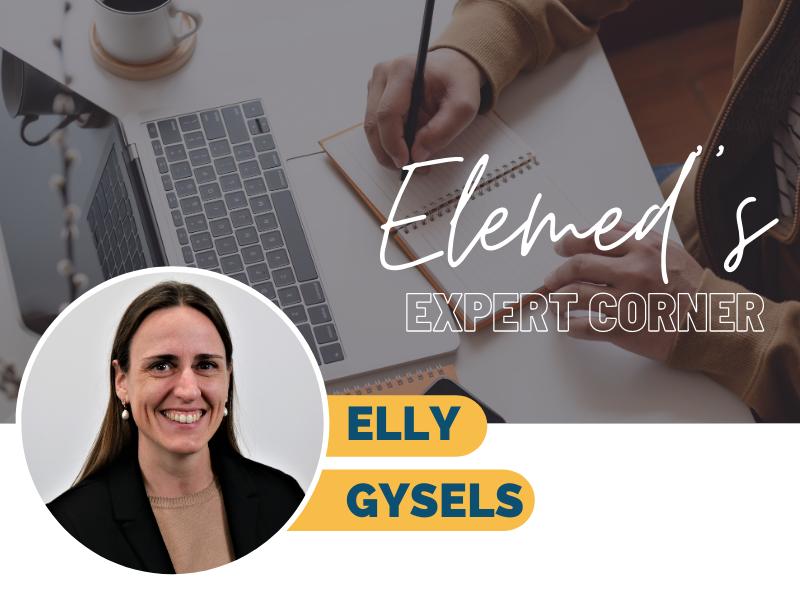 Elly Gysels Elemed Expert Corner