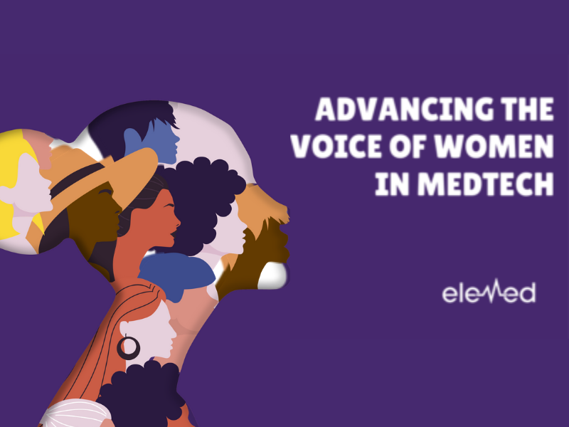 Advancing the voice of women in medtech