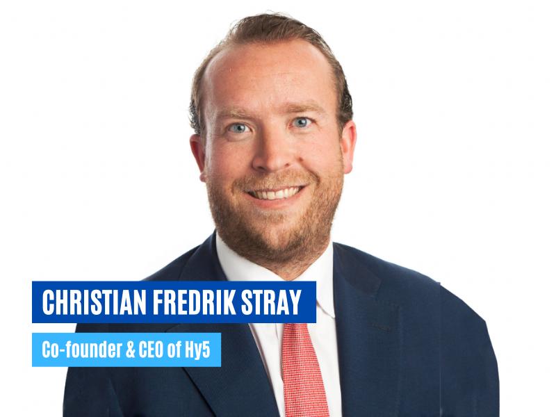 Headshot Christian Fredrik Stray
